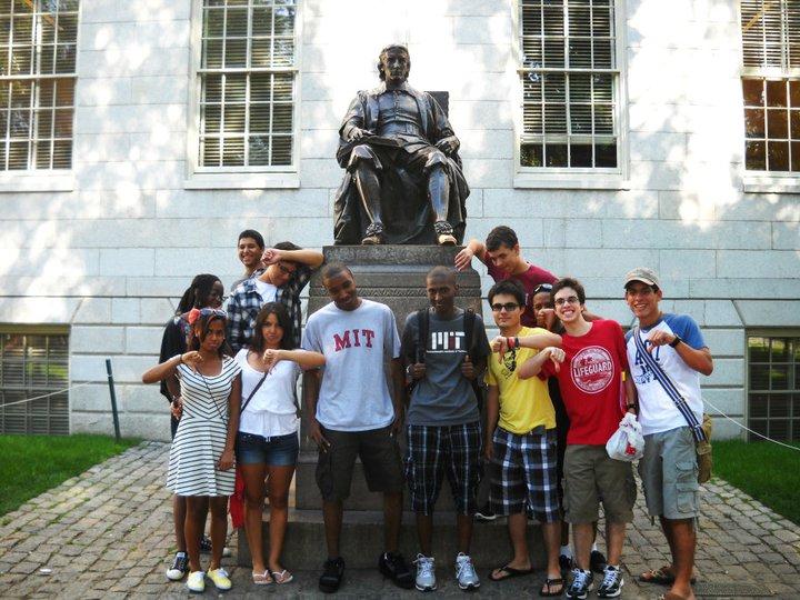 A nice little trip down to Harvard