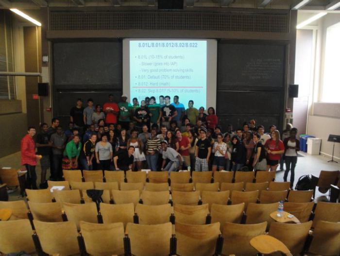 Last day of Physics