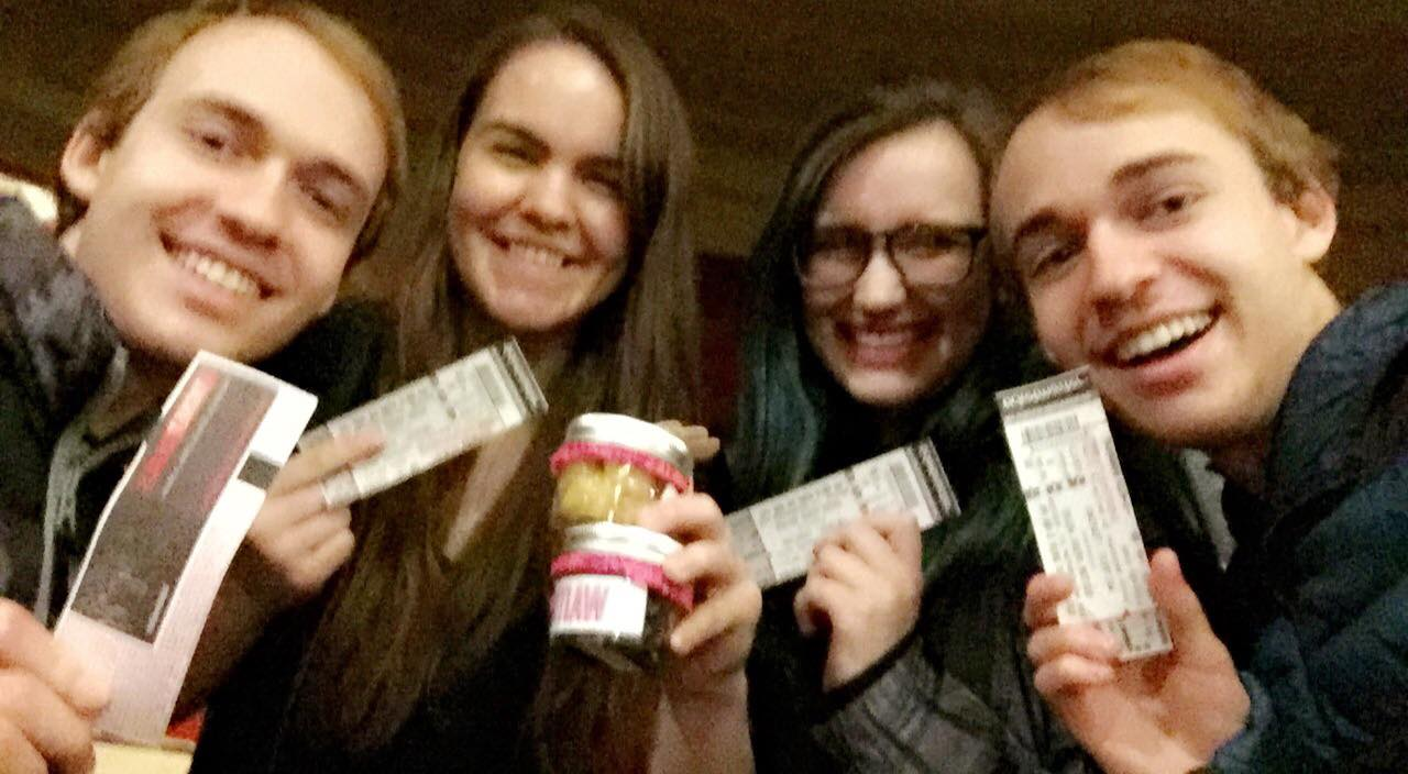 SEEING WAITRESS TWICE | MIT Admissions