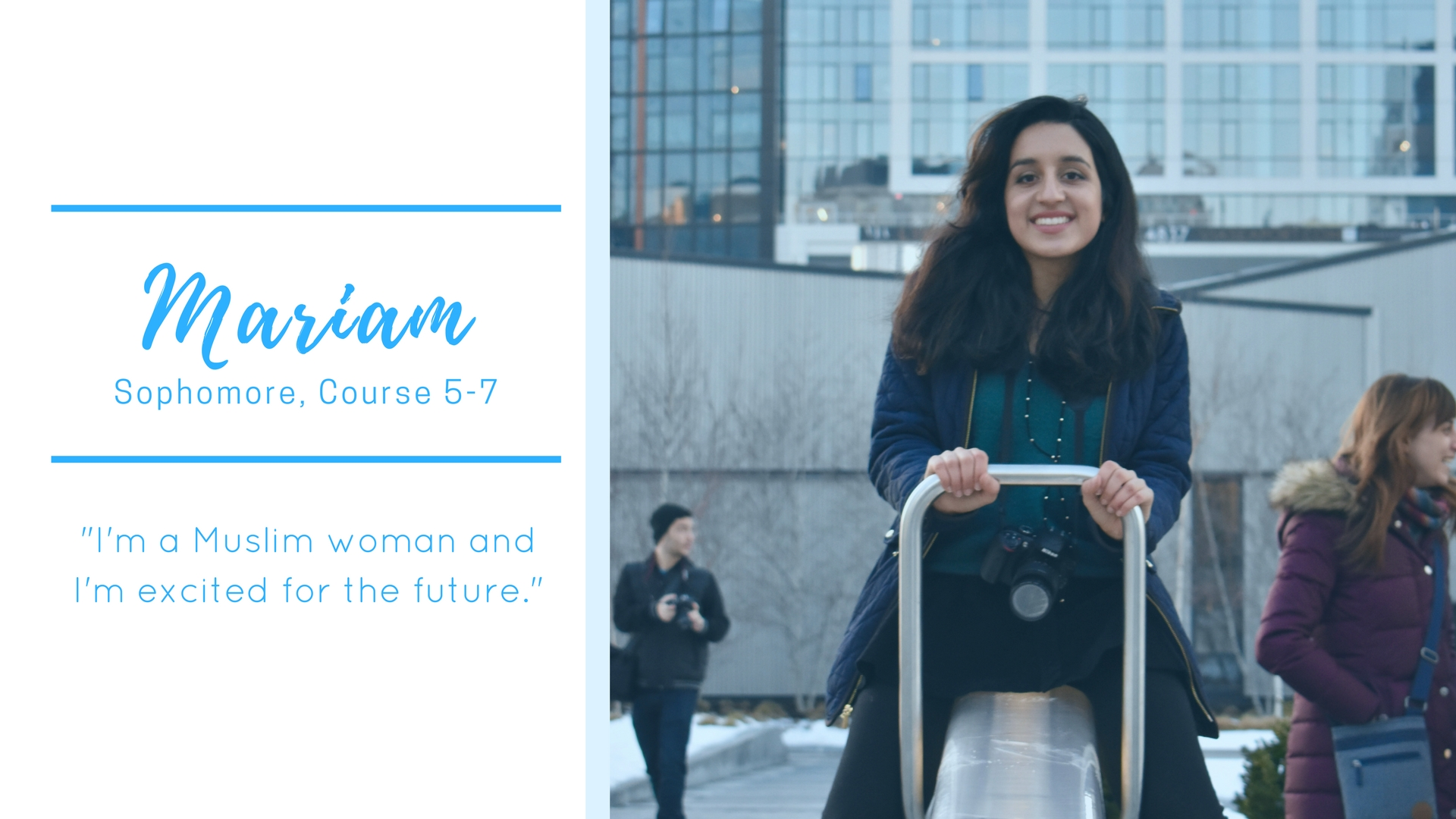 Im A Muslim Woman And Mit Admissions