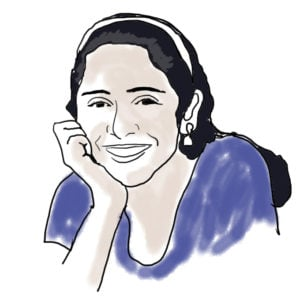MIT student blogger Hamsika C. '13