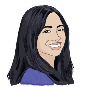 MIT student blogger Nisha D. '21