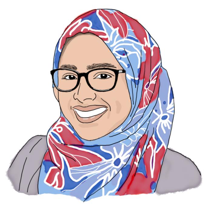 MIT student blogger Afeefah K. '21