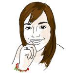 Illustration of Ana V. '15