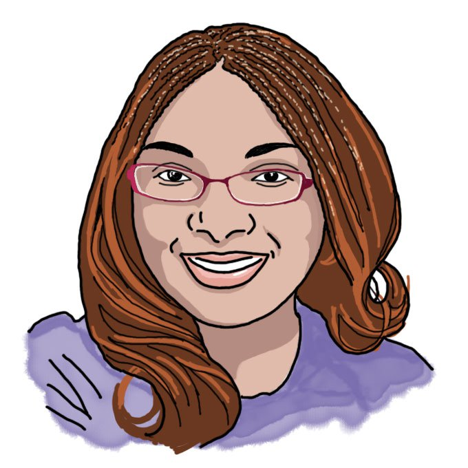 MIT staff blogger Latasha B.