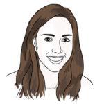 Illustration of Alina G. '11