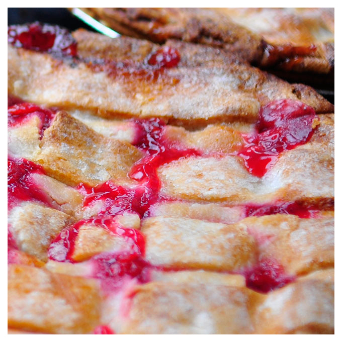 A Delicious Pie