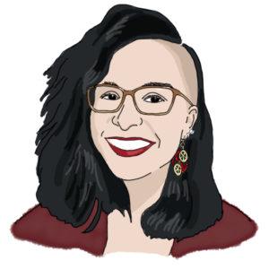 MIT student blogger Yuliya K. '18