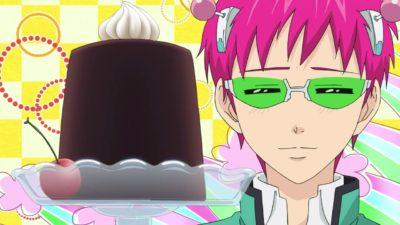 saiki kusuo loves coffee jelly