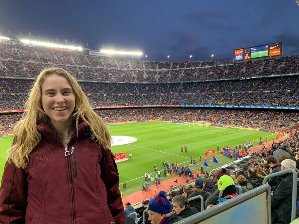 Camp Nou, FC Barcelona's soccer stadium
