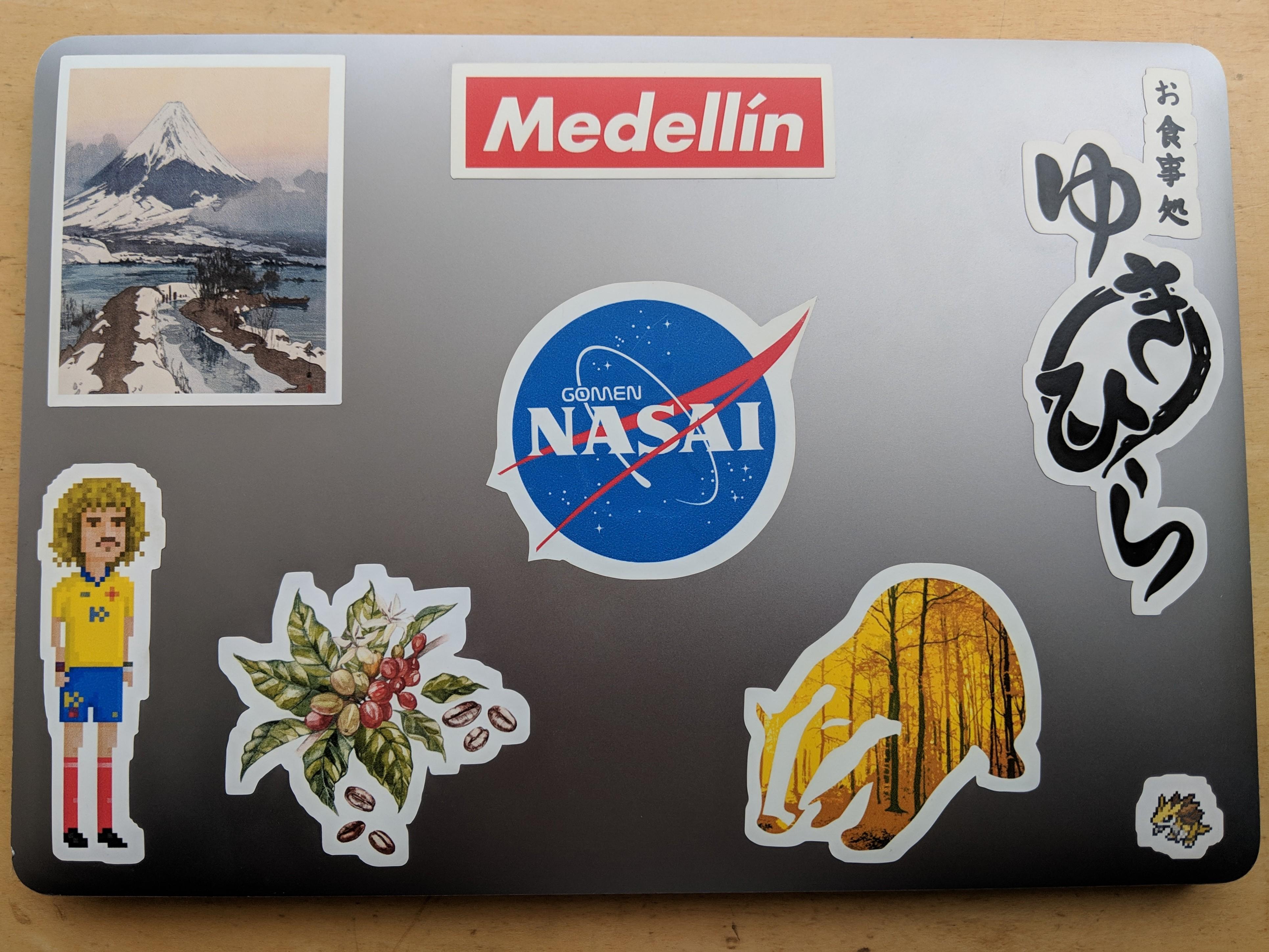 Laptop Stickers Of Mit Mit Admissions