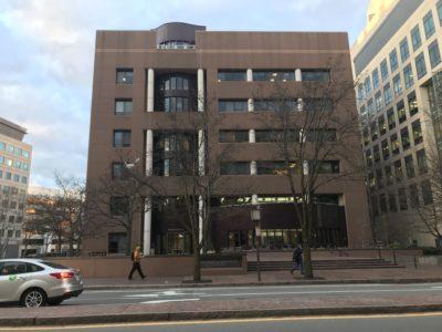 whitehead institute exterior
