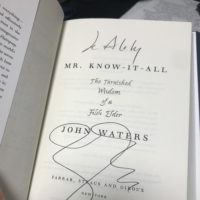 I Met John Waters