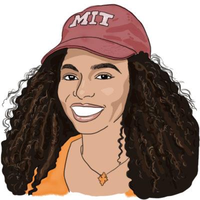 MIT blogger Kidist A. '22