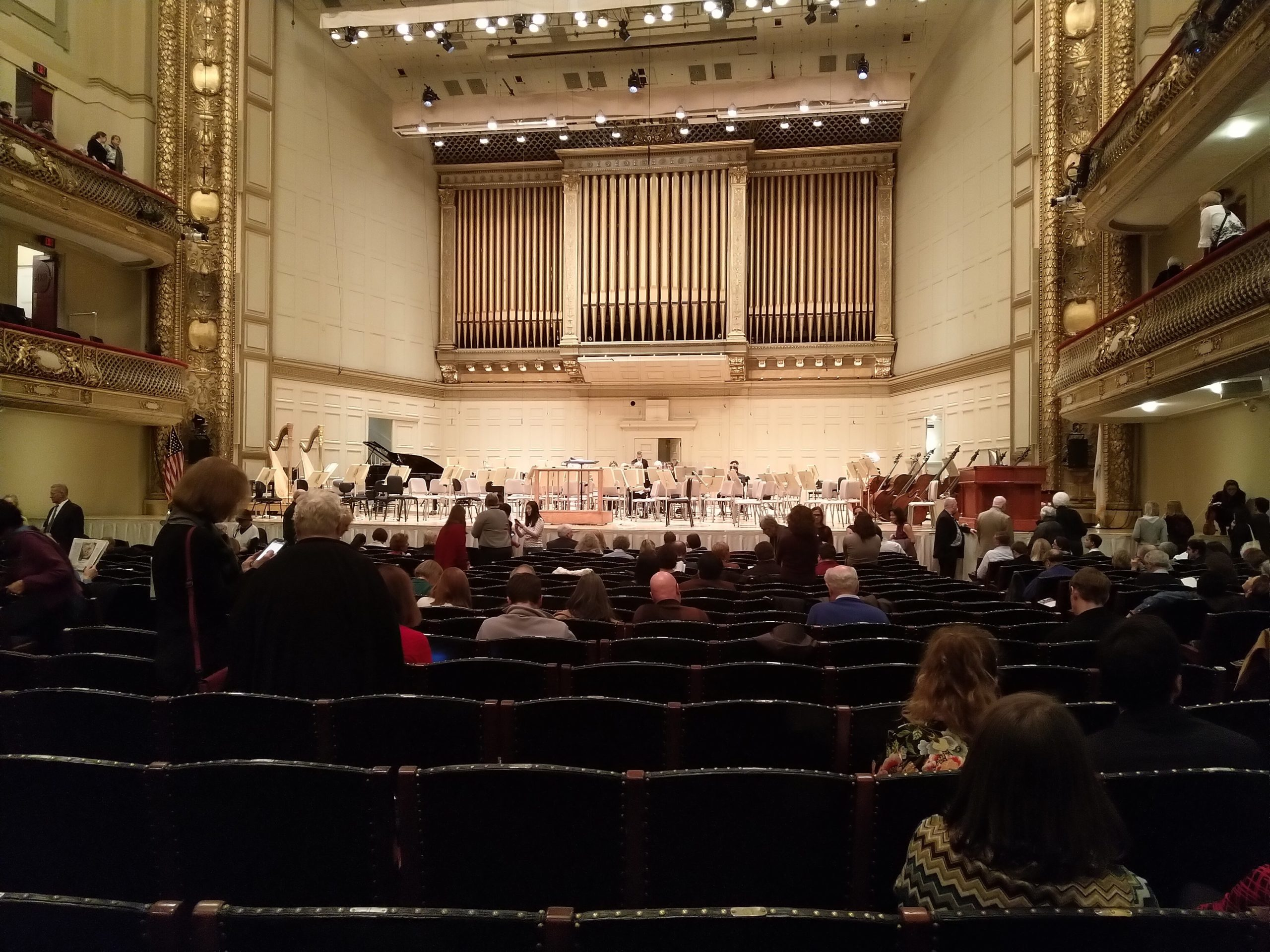 bso's concert hall
