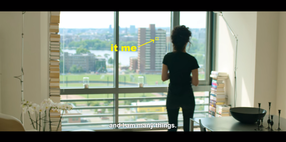my room window labelled in the background of a netflix screenshot