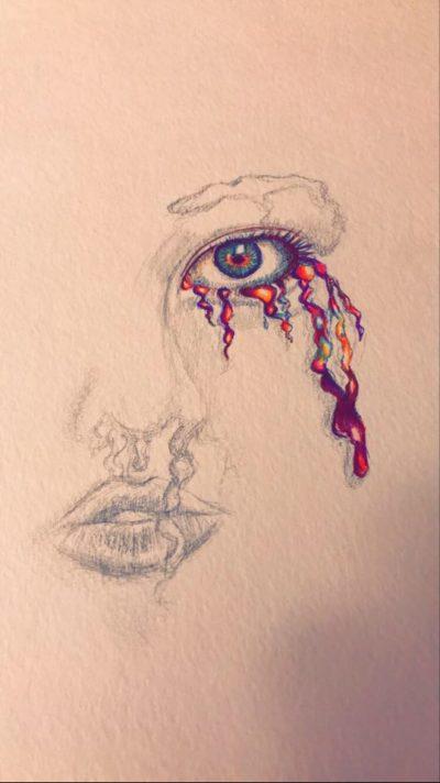 gooey drawing