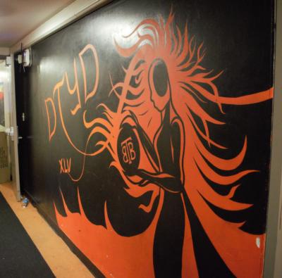DTYD mural