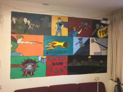 c2 mural