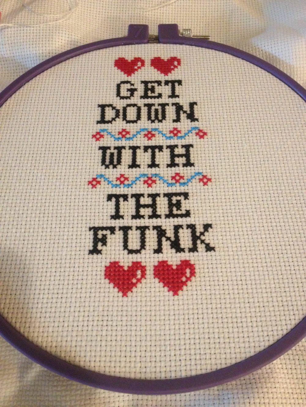 Commission Cross Stitch