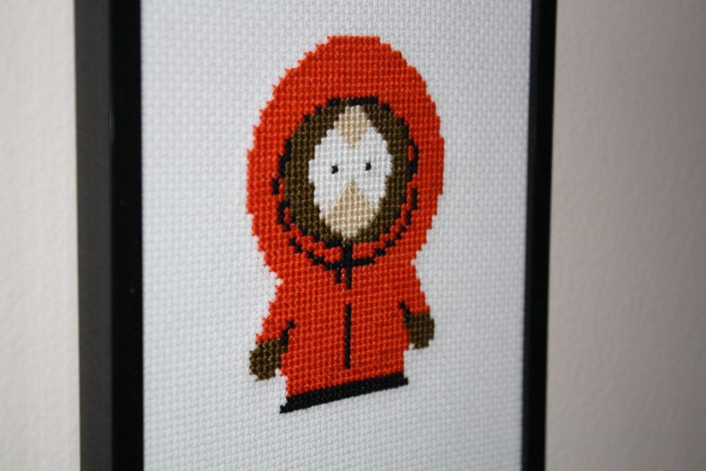 Kenny Cross Stitch