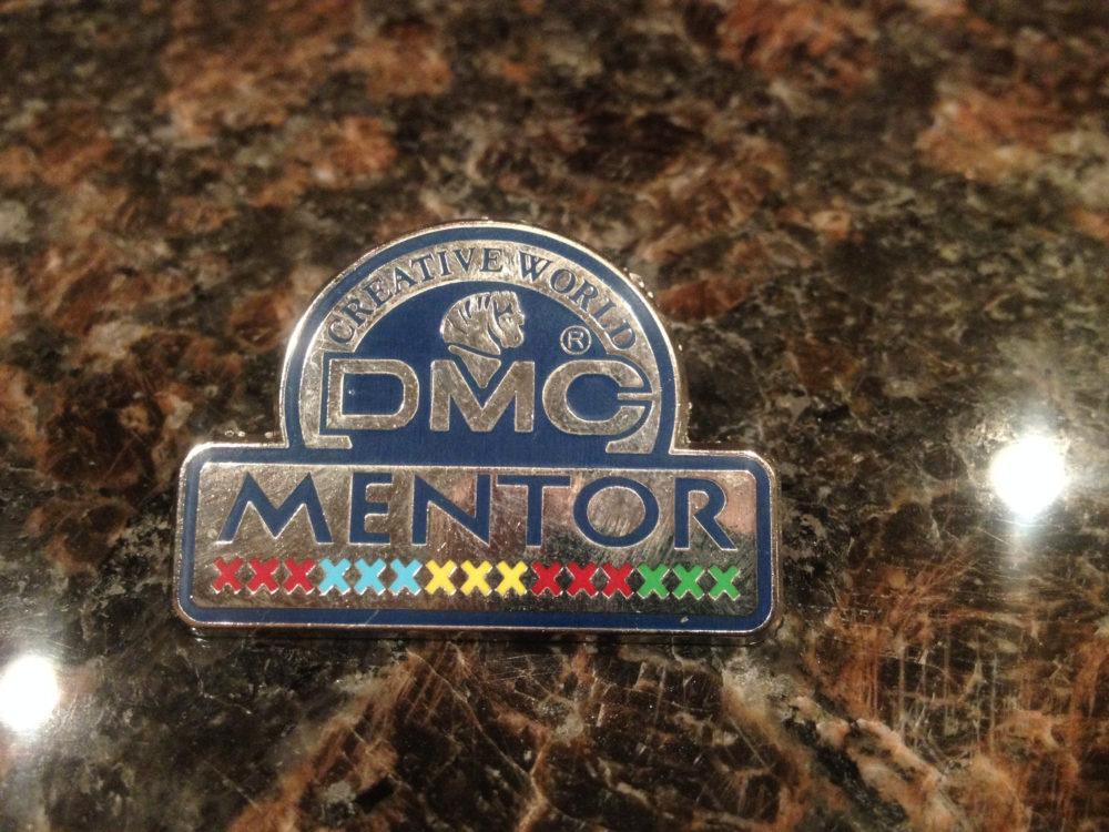 DMC Mentor Pin