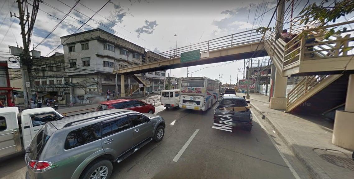 a screenshot from google street view of macarthur highway