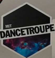 dance troupe sticker
