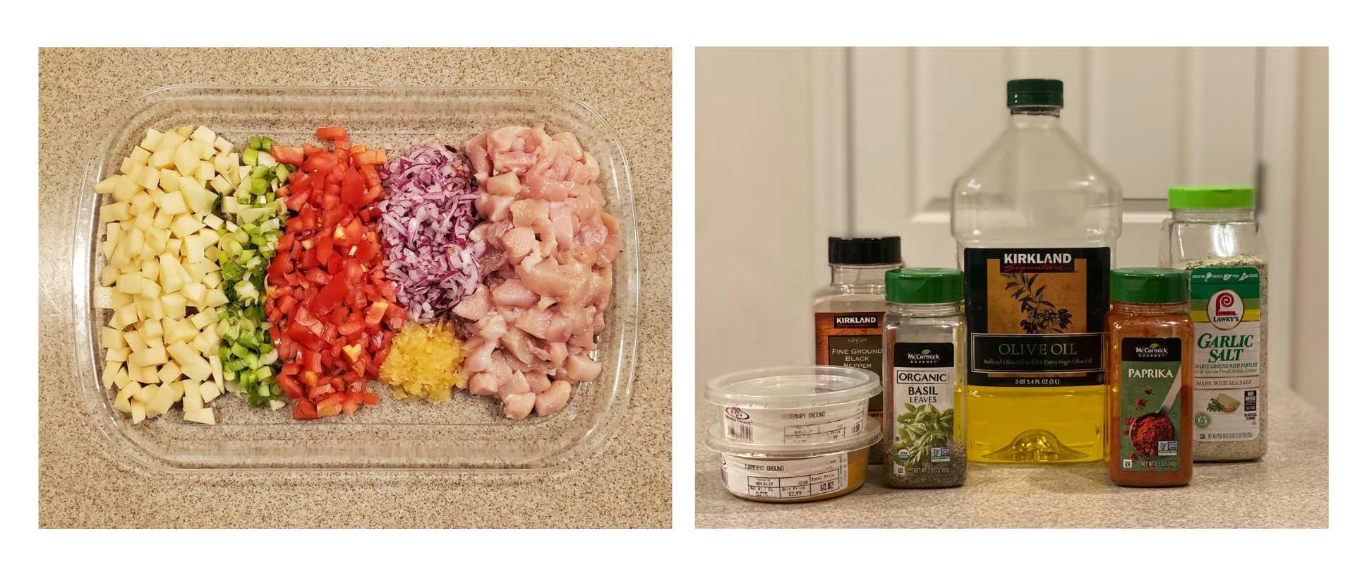pictures of the ingredients