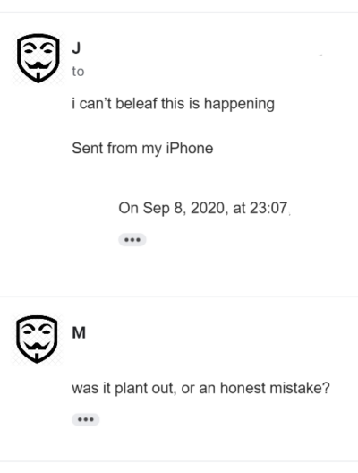 """plant puns: """"I can't beleaf this is happening"""" and """"Was it plant out"""""""