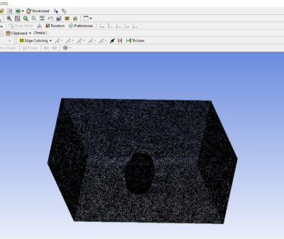 Mesh version of object