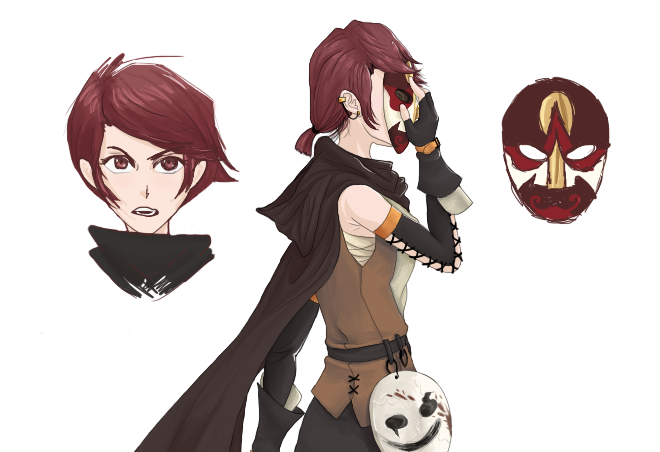 a character i designed for a game called fire emblem
