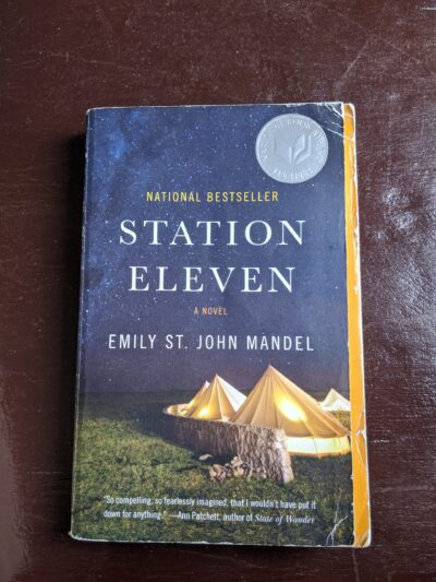 image of Station Eleven book