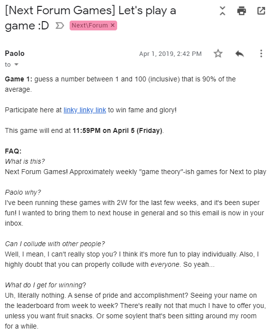 screenshot of email; content below image for screenreaders