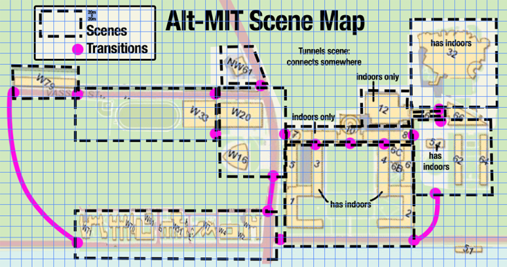 map labeled alt-mit scene map