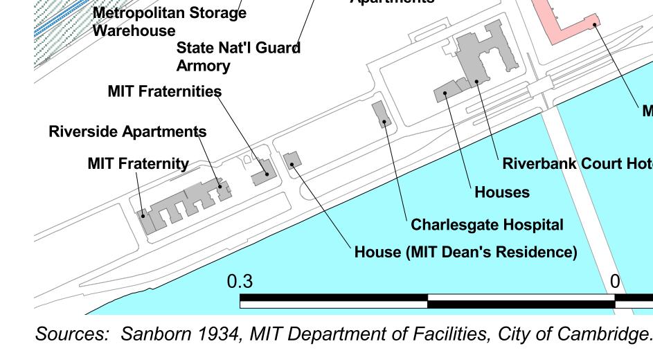 screenshot of figure showing houses on dorm row