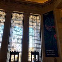 view of lobby windows