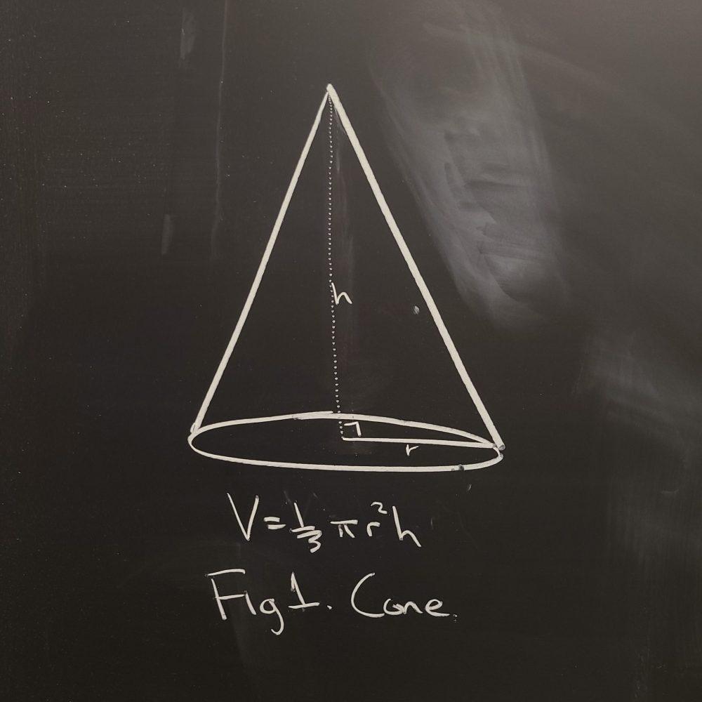 diagram of cone