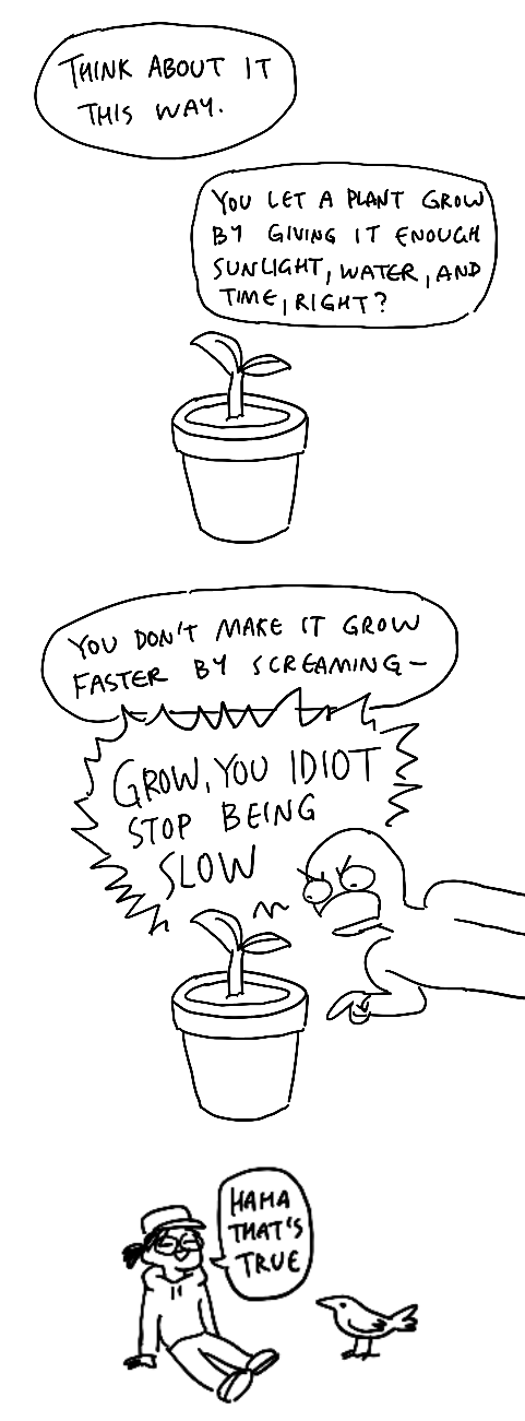 illustration about growth